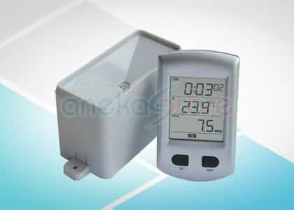 Alat Pengukur Hujan Wireless Rain Gauge AW011
