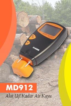 Alat ukur kadar air kayu MD-912